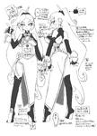 Coco Black concepts