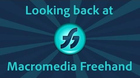 Looking back at Macromedia FreeHand