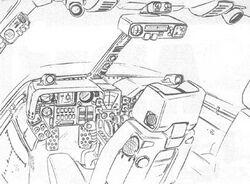 Seasergeant-cockpit