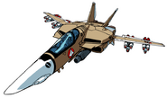 VF-1A Fighter-Armed