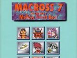 Macross 7 CD Cinema 1: Mellow Heart Beat