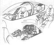 Fanliner-cockpit