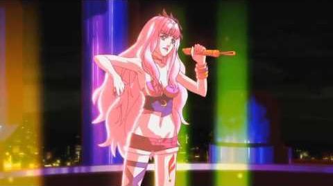 Sheryl Nome, Ranka Lee, Fire Bomber - Nyan Nyan FIRE!~Totsugeki Planet Explosion Macross FB7