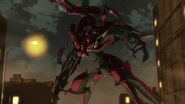 Vajra Heavy Soldier (Macross Frontier)