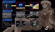 Macross II Arcade Difficulty Select