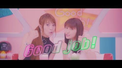 【期間限定フル配信】『Good job!』Music Video_シェリル・ノーム starring May'n/ランカ・リー=中島 愛_「マクロスF」10周年記念企画シングル