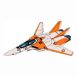 Vf-1d-fighter-trainer
