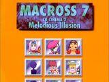 Macross 7 CD Cinema 2: Melodious Illusion