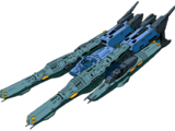 Macross Cannon-class