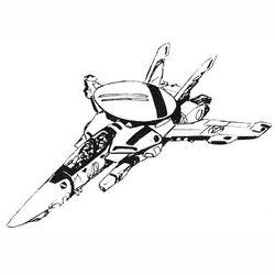 Vefr-1-fighter