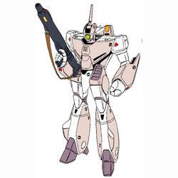 Vf-1a-battroid