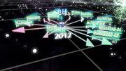 Start der Kolonialisierungskonvois von der Erde im Jahr 2012