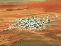 Mars-Basis Salla