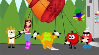 "Superstar Shorts - ""George the Big Balloon Outcast"" (Fan Animation)"