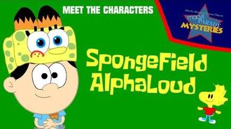 MPM Character Showcase Ep. 4 - SpongeField AlphaLoud (Fan Animation)