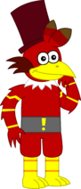 Coo coo the bird by aymeggdemonegg ddq3gb6-fullview