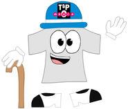 Tristan the Tap-Dancing T-Shirt (Shea's Style)