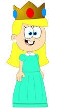 Nikki the Positive Princess (Shea's Style)