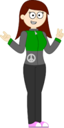 Brooke the Peace Girl (Aymegg's Version)