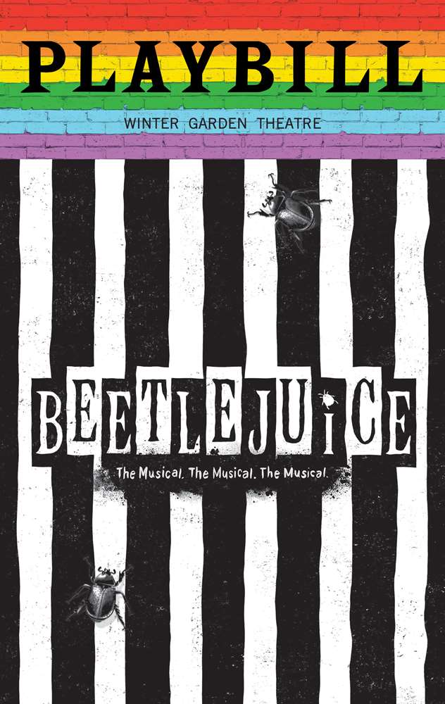 Beetlejuice Musical Macy S Thanksgiving Day Parade Wiki Fandom