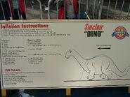 Dino Instructions