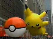 Pikachu with PokéBall 2006
