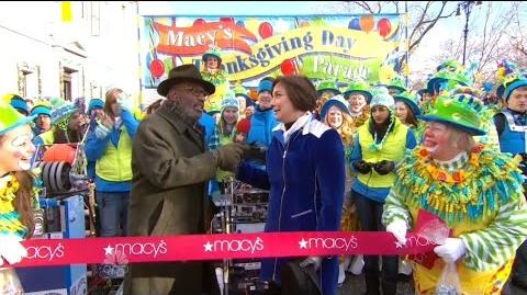 Entire 2013 Macy's Thanksgiving Day Parade