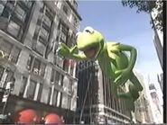 Kermit the Frog Balloon 2002