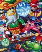 Macy's Parade 1991 Poster