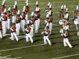 Theodore Roosevelt High School Rough Riders Band