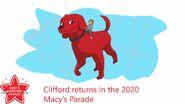 Clifford Parade Balloon idea 2