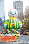 Cloe The Holiday Clown Balloonicle