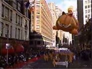 Garfield Balloon 1994