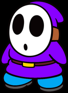Chip the Purple Shy Guy