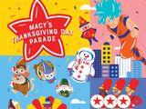 Macy's Parade 2018 Lineup