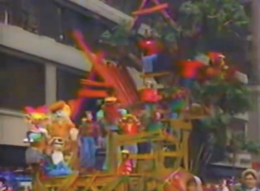 Rock A Doodle Macys Thanksgiving Day Parade Wiki Fandom