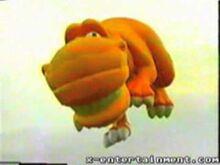 Rex the Orange Dino