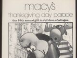 The 56th Annual Macy's Thanksgiving Day Parade