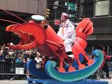 Rocking Lobster