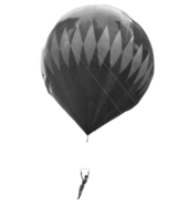 1962trapezeballoontransparent