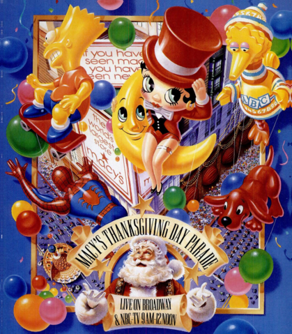 File:Macy's Parade 1992 Poster.png