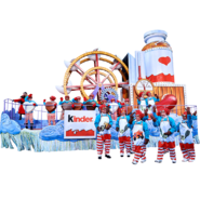 Kinder's Fantasy Chocolate Factory