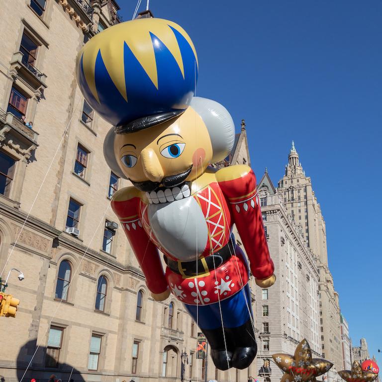 Nutcracker Parade Float: Macy's Thanksgiving Day Parade Wiki