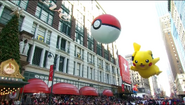 Pikachu with PokéBall 2012