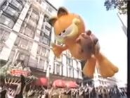 Garfield with Pooky Balloon 2004