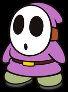 Soren the Light Purple Shy Guy
