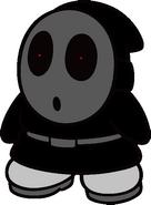 Dark Shy Guy