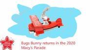 My own Bugs Bunny Parade Balloon idea 2