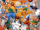 The 71st Annual Macy's Thanksgiving Day Parade