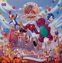 Macy's Parade 1994 Poster